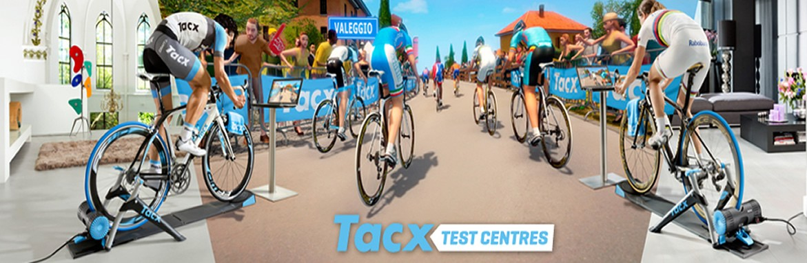 Tacx Test Centres